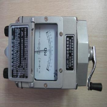 如何使用兆欧表进行绝缘电阻的测试